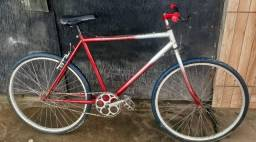 Bicicleta aro 26 estilo caloi 10