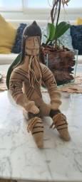 Estatuetas Casal de ìndios