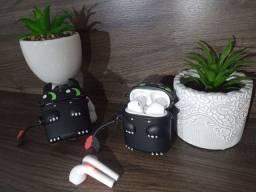Promoção Mini Fone De Ouvido Sem Fio Tws I12 Bluetooth