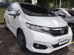Honda FIT Exl Aut 2019 - Topo de linha
