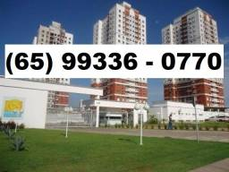 Título do anúncio: Alugo apartamento Garden 3 Américas, R$ 1.700,00(aluguel) andar alto e sol da manhã