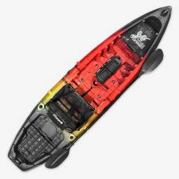 Título do anúncio: Caiaque Combat Fishing da Brudden Náutica-NOVO/lacrado