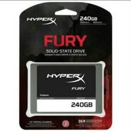 SSD 240 GB HyperX Fury