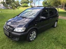 Zafira Elite aut FLEX 2010 com kit gnv geração 05 legalizado