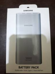 PowerBank Samsung 10 mil mHa NOVO