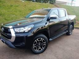 Título do anúncio: Toyota Hilux 2.8 Tdi Srv Cab. Dupla 4x4 Aut. 4p