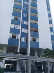 Apartamento com 3 dormitórios para alugar, 120 m² por R$ 1.200,00/mês - Graças - Recife/PE