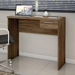Título do anúncio: Mesa Escrivaninha para Trabalho 1 Gaveta