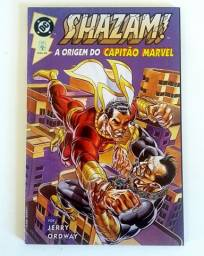 Shazam - A Origem do Capitão Marvel     [DC   HQ Gibi Quadrinhos]