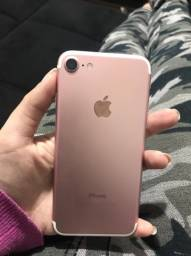 ? iPhone 7 128 GB ACEITO TROCA ?