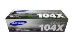 Título do anúncio: Toner Samsung MLT - D104X Black Original Novo