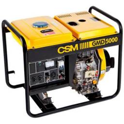 Vendo gerador csm gmd5000 diesel