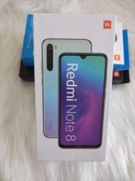 Estiloso! Redmi note 8 da Xiaomi.. Novo Lacrado com Pronta Entrega hoje