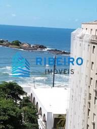 Apartamento no Guarujá-SP frente para o mar todo mobiliado R$425mil