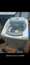 Título do anúncio: Vendesse maquinas de lavar