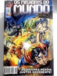 Melhores do Mundo (1997-2000) - 33ed (completa)     [DC   HQ Gibi Quadrinhos]