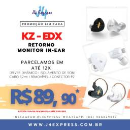 Fone Kz Edx