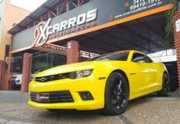 Título do anúncio: GM CAMARO 6.2 V8 GASOLINA 2SS TOP COUPE