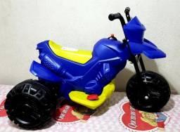 Moto Elétrica Infantil XT3 2 Marchas 6V - Bandeirante
