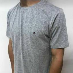 Kit 3 Camisetas Malha Peruana