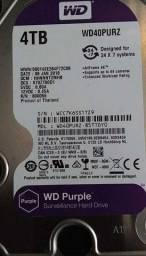 HD Wd Purple 4TB
