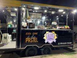 Trailer Food Truck Pronta Entrega Fino acabamento Parcelamento até 36x