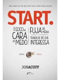 Livro Start. - Jon Acuff