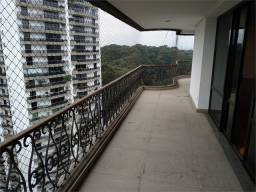 Apartamento para alugar com 4 dormitórios em Alto da boa vista, São paulo cod:REO394788
