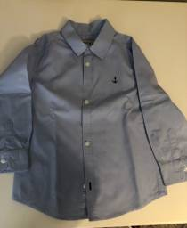 Camisa infantil tamanho 3