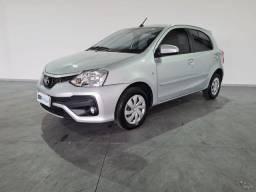 Título do anúncio: Toyota ETIOS 1.5 XS 16V FLEX 4P AUT