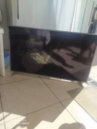 Tv Philips 55' para retirada de peças