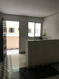 Apartamento para alugar com 1 dormitórios em Campo limpo, São paulo cod:REO390259