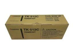 Toner Kyocera TK512 Cyan Original Novo