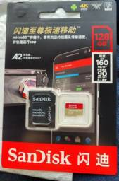 Micro SD Sandisk extreme A2 128gb