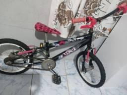 Título do anúncio: Bicicleta menina