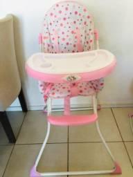 Cadeira alimentação bebê ( Nova)
