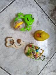 Kit brinca bebê