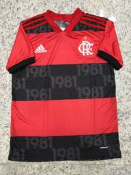 Camisa Flamengo Adidas Temp 21/22 Entrego