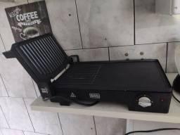 Multi grill 3 em 1 Black Decker 1500 w
