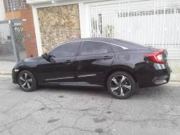 Honda/Civic Ex Cvt Flex Preta
