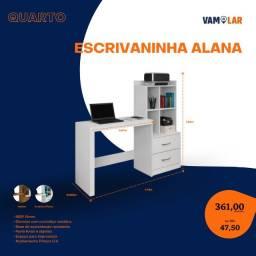 Título do anúncio: Escrivaninha Alana