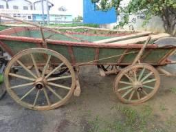 carroça carroção antiga madeira