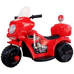Mini Moto Infantil Elétrica com Luz e Som
