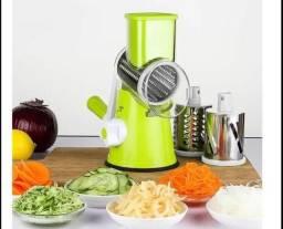 Cortador e ralador de legumes