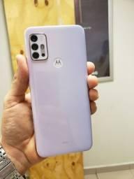 Motorola g30 Novo 1 mes de uso com Nota fiscal e garantia do fabricante