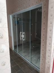 Título do anúncio: Porta de vidro temperado