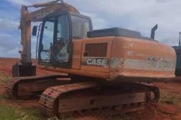Escavadeira Case cx 220