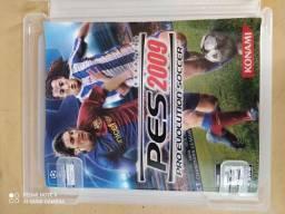Jogo PS3 PES2009