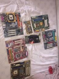 Placas e peças de computador