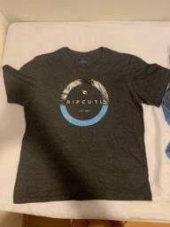 Camisetas Rip Curl, Hurley e Reserva
